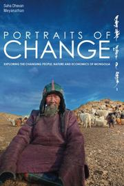 PORTRAITS OF CHANGE by Saha Dhevan Meyanathan