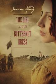 THE GIRL IN THE BUTTERNUT DRESS by Joanne Hardy