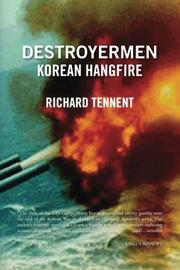 DESTROYERMEN by Richard Tennent