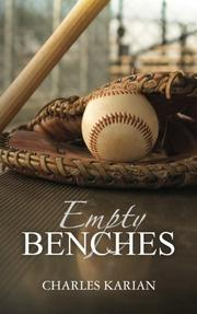 Cover art for EMPTY BENCHES