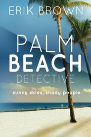 Cover art for PALM BEACH DETECTIVE