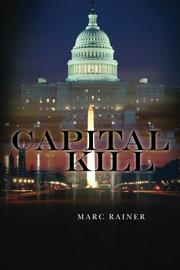 Book Cover for CAPITAL KILL