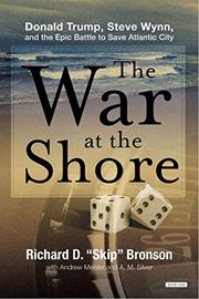 Cover art for THE WAR AT THE SHORE