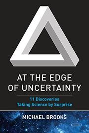 AT THE EDGE OF UNCERTAINTY by Michael Brooks
