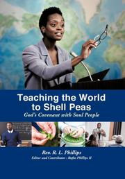 Cover art for TEACHING THE WORLD TO SHELL PEAS