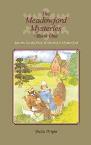 THE MEADOWFORD MYSTERIES by Sheila Wright