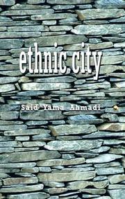 ETHNIC CITY by Said Yama Ahmadi
