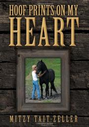 Book Cover for HOOF PRINTS ON MY HEART
