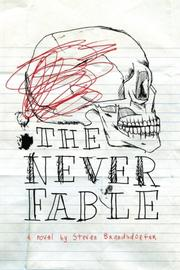 Cover art for THE NEVER FABLE