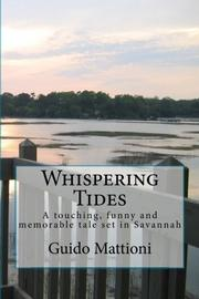 Cover art for WHISPERING TIDES