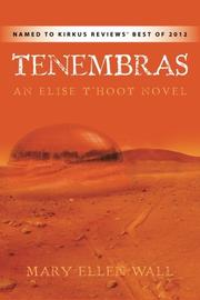 Book Cover for TENEMBRAS
