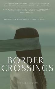 Book Cover for BORDER CROSSINGS