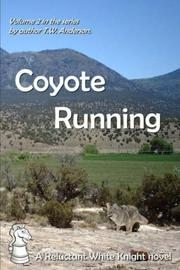 Cover art for COYOTE RUNNING