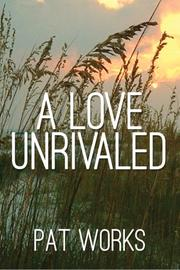Book Cover for A LOVE UNRIVALED