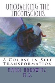 Book Cover for UNCOVERING THE UNCONSCIOUS