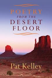 Book Cover for POETRY FROM THE DESERT FLOOR