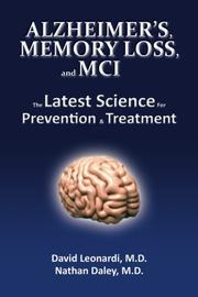 Cover art for ALZHEIMER'S, MEMORY LOSS, AND MCI
