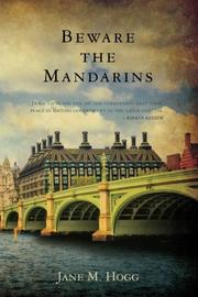 Cover art for BEWARE THE MANDARINS