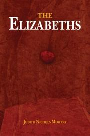 Cover art for THE ELIZABETHS