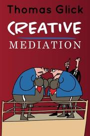 Book Cover for CREATIVE MEDIATION