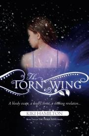Cover art for THE TORN WING