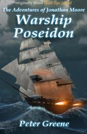 Warship Poseidon by Peter Greene