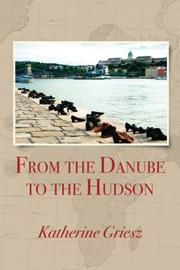 Cover art for FROM THE DANUBE TO THE HUDSON
