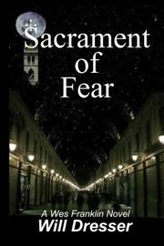 Cover art for SACRAMENT OF FEAR