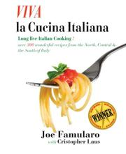 Cover art for VIVA LA CUCINA ITALIANA