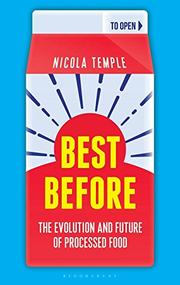 BEST BEFORE by Nicola Temple