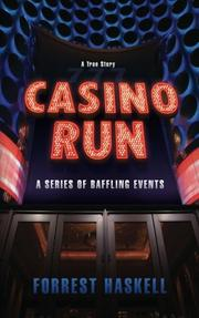 Book Cover for CASINO RUN