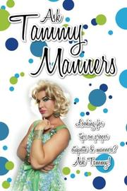 Book Cover for ASK TAMMY MANNERS