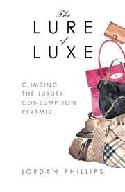 Book Cover for THE LURE OF LUXE