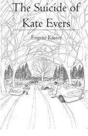Book Cover for THE SUICIDE OF KATE EVERS