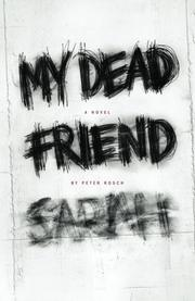 Cover art for My Dead Friend Sarah: A Novel