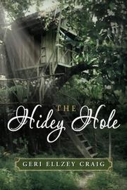 Cover art for THE HIDEY HOLE