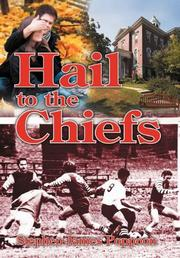 Book Cover for HAIL TO THE CHIEFS