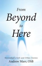 FROM BEYOND TO HERE by Robert Marr