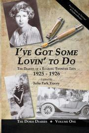 Cover art for I'VE GOT SOME LOVIN' TO DO
