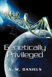 Cover art for GENETICALLY PRIVILEGED