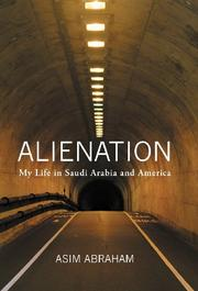 Book Cover for ALIENATION