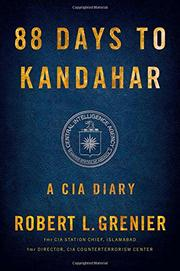 88 DAYS TO KANDAHAR by Robert L. Grenier