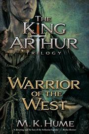 WARRIOR OF THE WEST by M.K. Hume