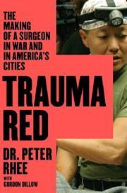 TRAUMA RED by Peter Rhee