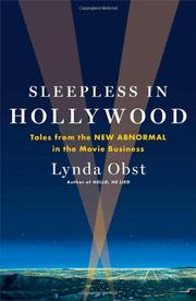 SLEEPLESS IN HOLLYWOOD by Lynda Obst