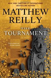 THE TOURNAMENT by Matthew Reilly
