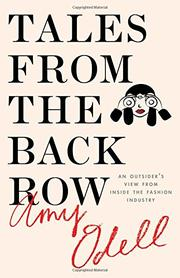 TALES FROM THE BACK ROW by Amy Odell