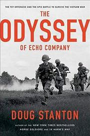 THE ODYSSEY OF ECHO COMPANY by Doug Stanton