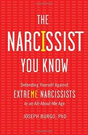 THE NARCISSIST YOU KNOW by Joseph Burgo