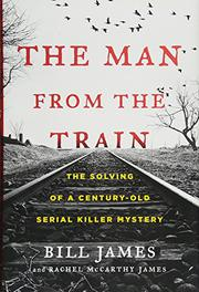 THE MAN FROM THE TRAIN by Bill James